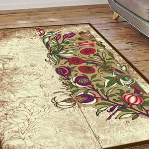 کلکسیون فرش ۳۰۰ از مجموعه مدرن فرش مهستان