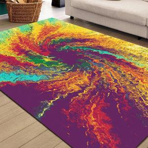 کلکسیون فرش ۴۰۰ از مجموعه مدرن فرش مهستان