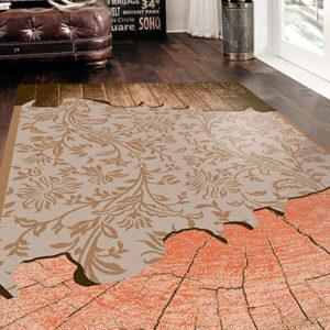 کلکسیون فرش ۶۰۰ از مجموعه مدرن فرش مهستان