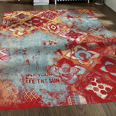 کلکسیون فرش پتینه مهستان با گسترده ترین تنوع طرح